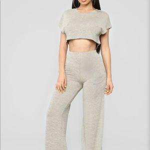 Fashion Nova Netflix and Chill Set